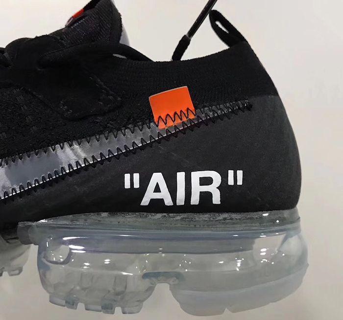 Off White Nike Air Vapormax White Aa3831 100 Sneaker Freaker 2