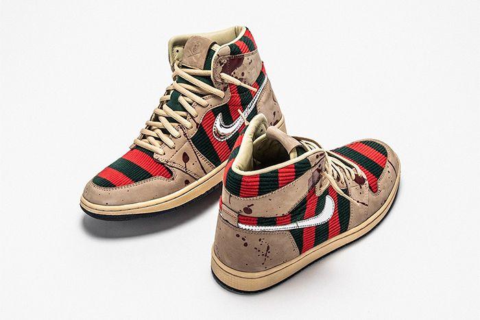 Air Jordan 1 Freddy The Shoe Surgeon Release Date Pair
