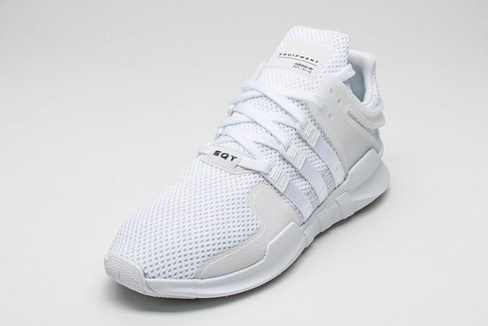 Adidas Eqt Support Adv Triple White3