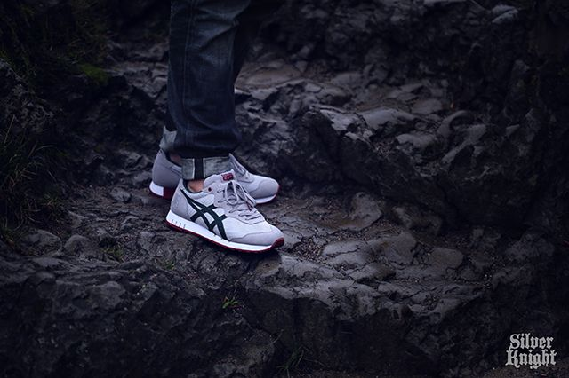 The Good Will Out Onitsuka Tiger X Caliber Silver Knight 7
