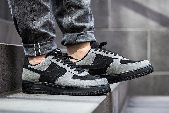 Nike Air Force 1 Dark Grey 3