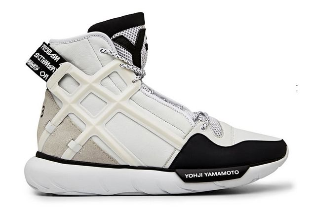 Y3 Qasa Bball High Top