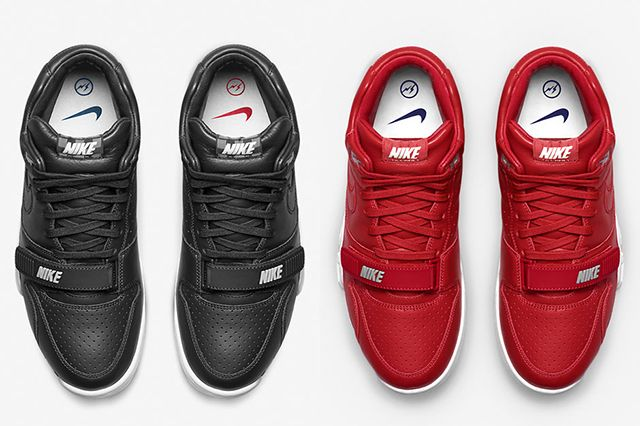Fragment X Nike Air Trainer 1 Final Slam Collection11