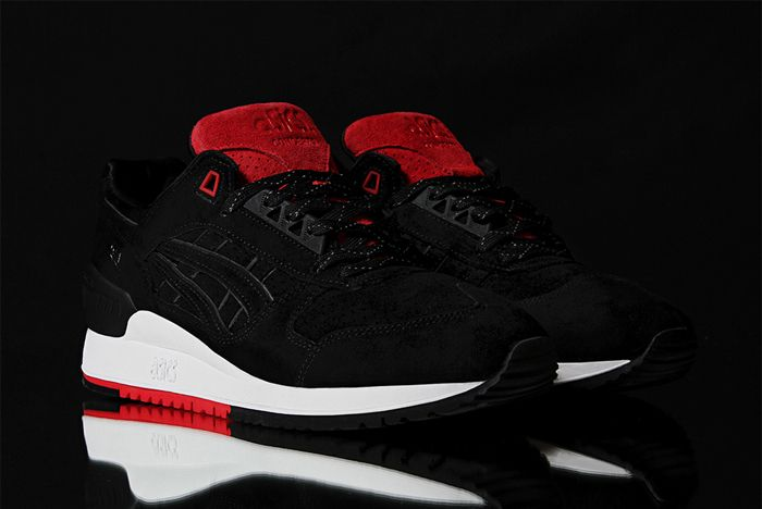 Concepts X Asics Black Widow 2