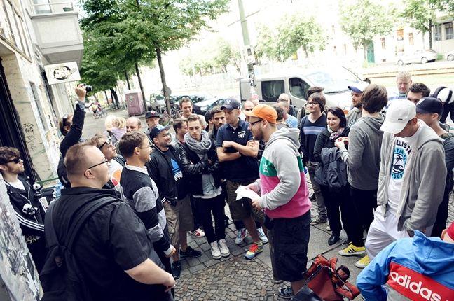 Bape Adidas Germany Launch 13 1
