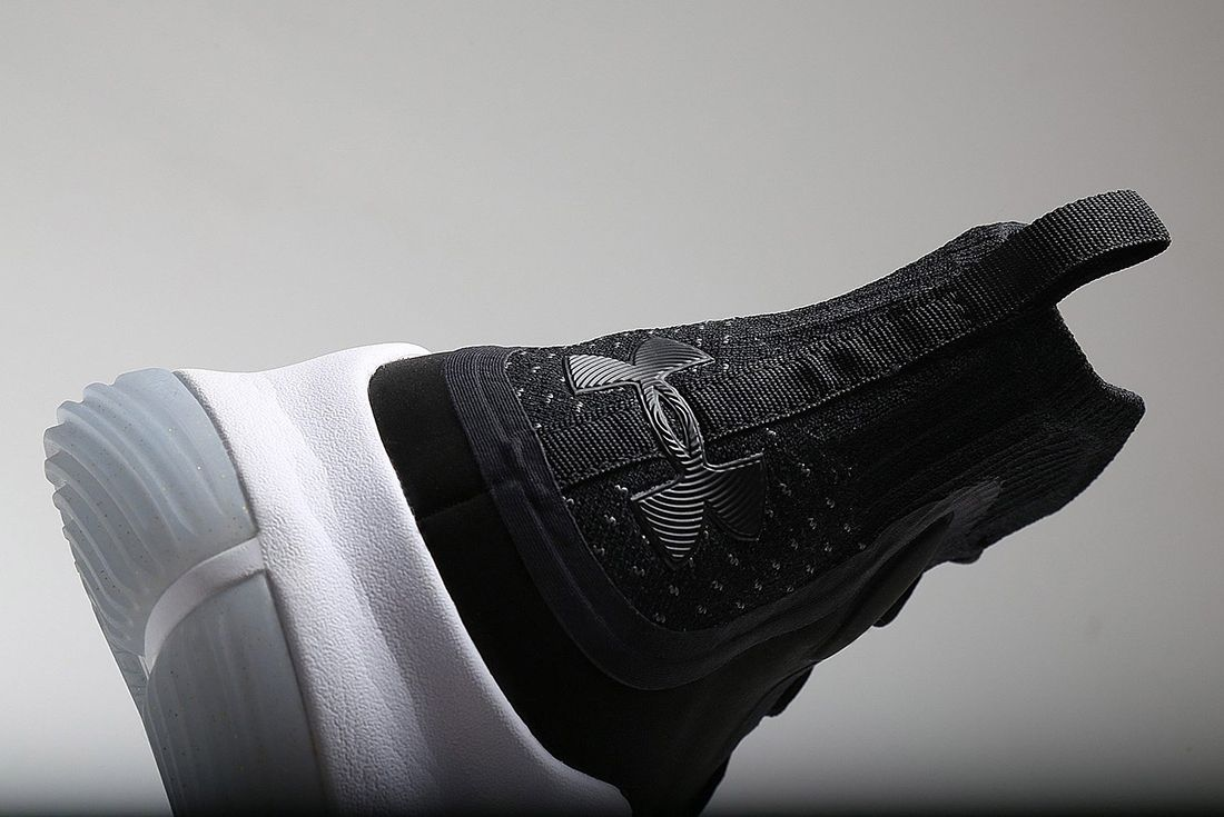Under Armour Curry 4 Black 7
