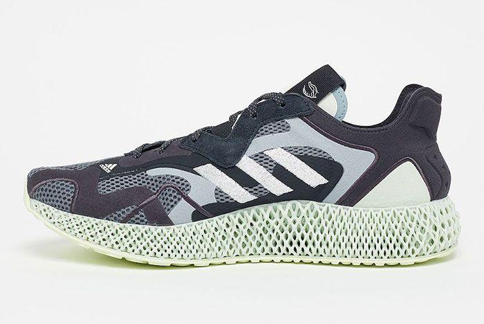 Adidas Consortium Runner 4 D V2 Eg6510 Medial