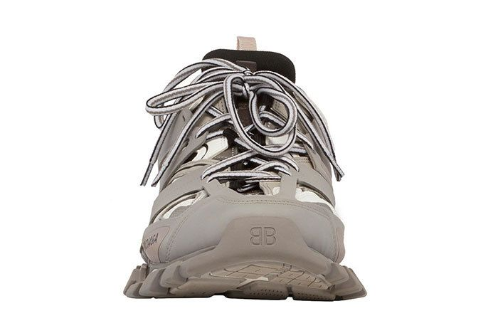 Balenciaga Track Trainer Grey White Available Now2