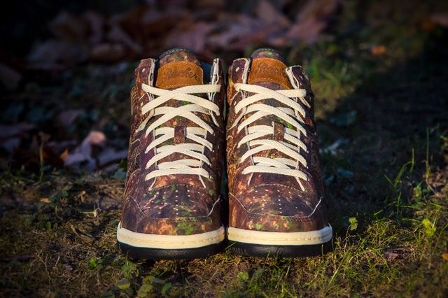Packer Shoes Saucony Hangtime Woodland Snake 5