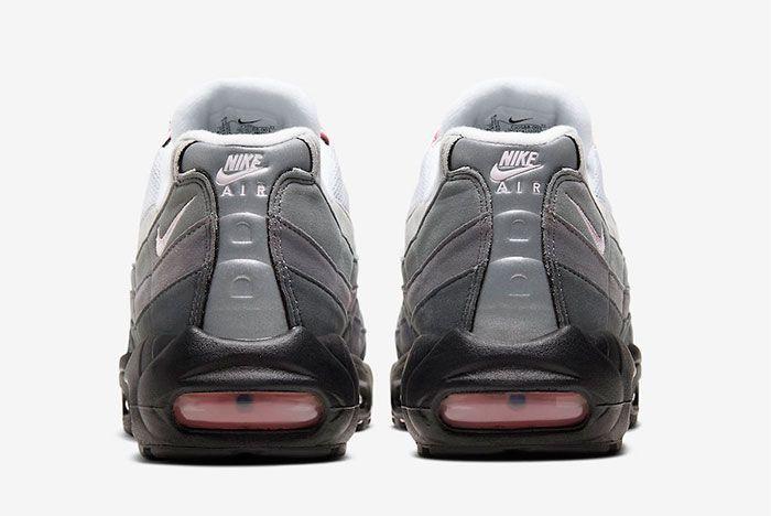 Nike Air Max 95 Pink Heel