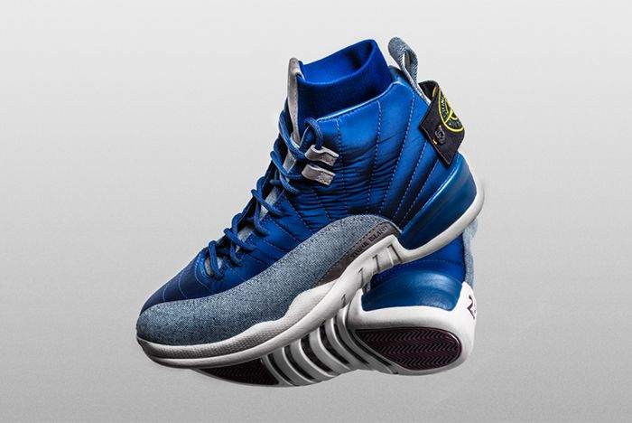 Stone Island Air Jordan 12 Drake Custom Buy 1