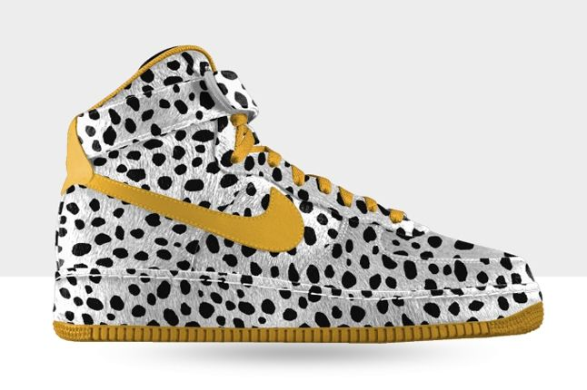 Nike Id Ponyhair Animal Materials 1 1