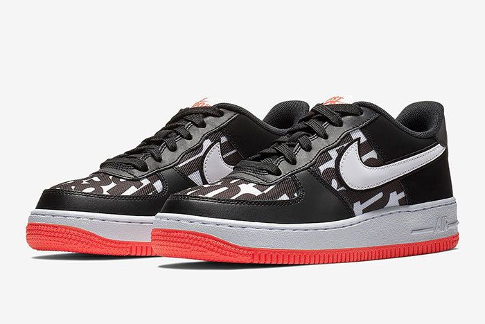 Nike Air Force 1 Low Just Do It Pack Kids Aq9476 001 2 Sneaker Freaker