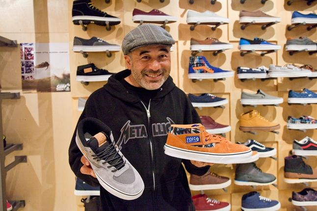 Steve Caballero With Half Cabs 1