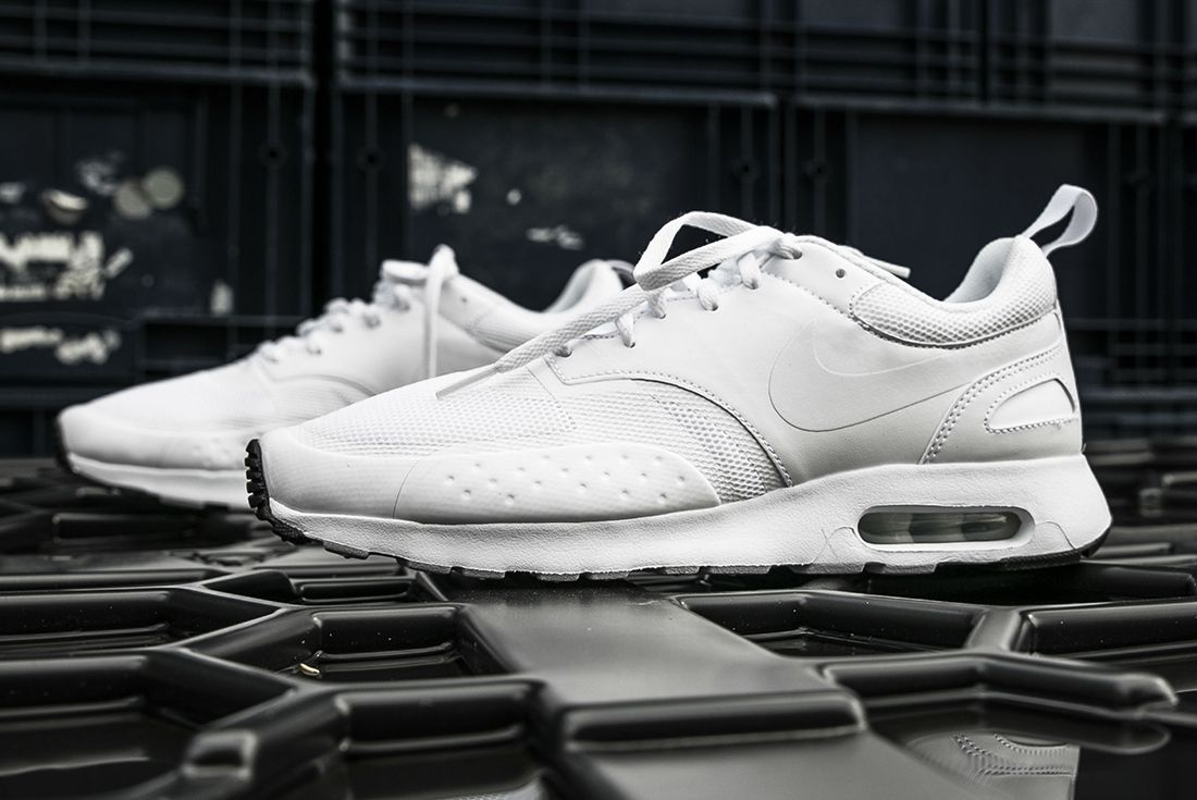 Nike Air Max Vision Triple White 3
