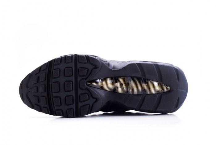 Nike Air Max 95 Premium Gold Strike 3