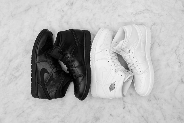 Air Jordan 1 Mid Essentials Pack 3