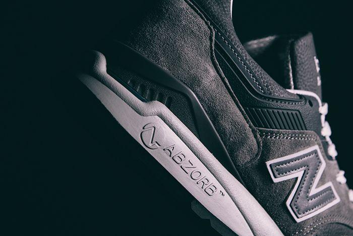 New Balance 997 5 Made In Usa Tonal Grey17