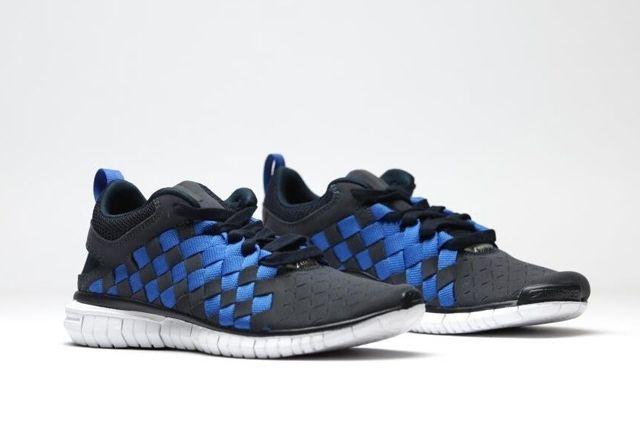 Nike Free Og Woven Obsidian Blue 2