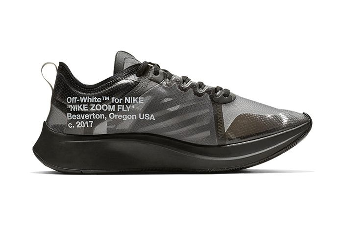 Off White Nike Zoom Fly Sp Black Pink Official 2