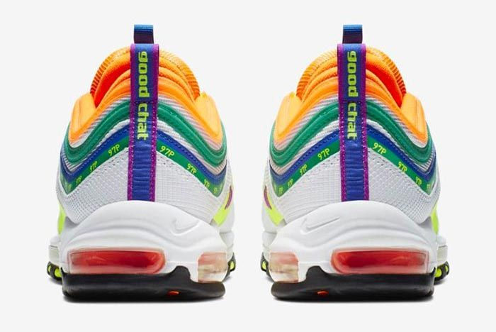 Nike Air Max 97 London Summer Love Heels