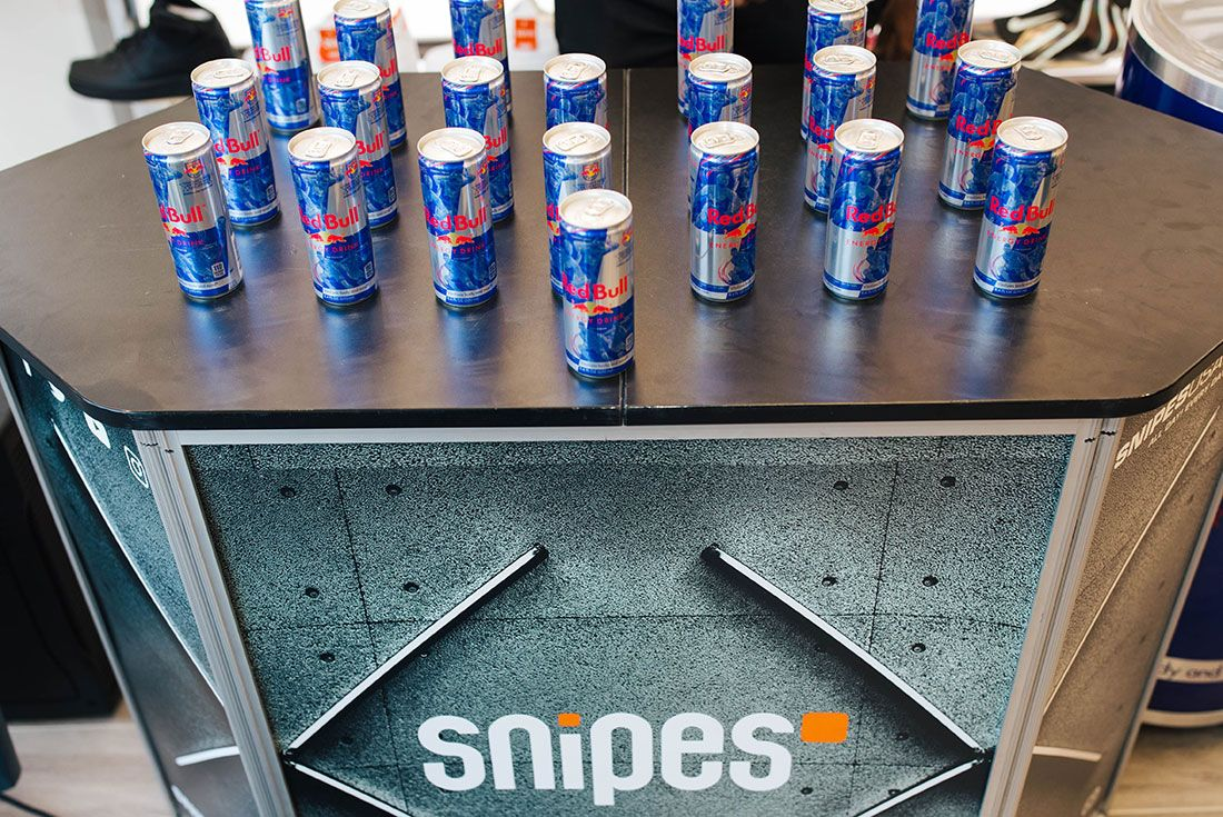 Snipes Store Opening Brooklyn Store Shot7
