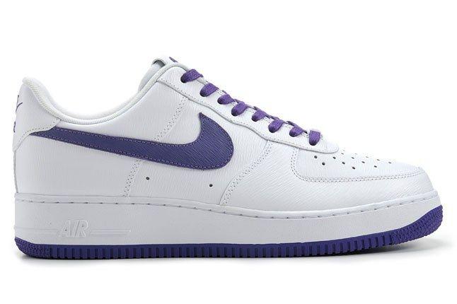 Nike Air Force 1 Low Purple 1