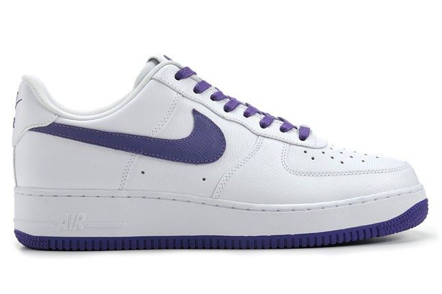 Nike Air Force 1 Low Purple 1