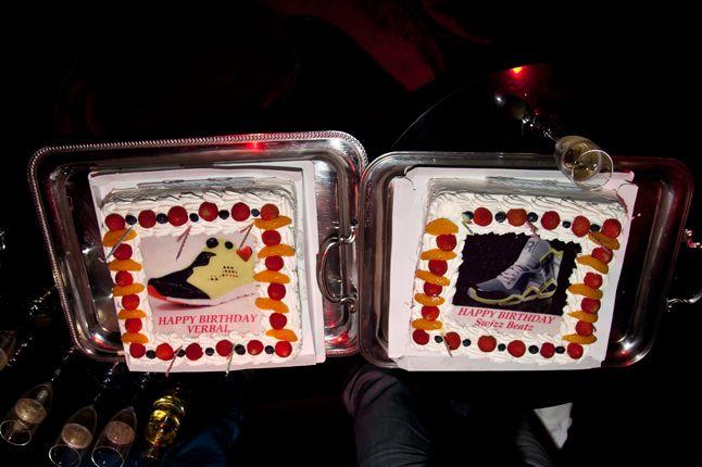 Verbal Swizz Cake 1