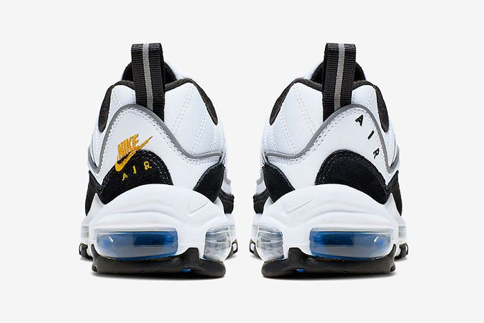 Nike Air Max 98 Gs Cj7393 100 Release Date 5 Heel
