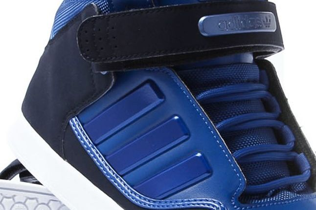Adidas Ar 2 0 Syntheitc Blue Midfoot Detail 1