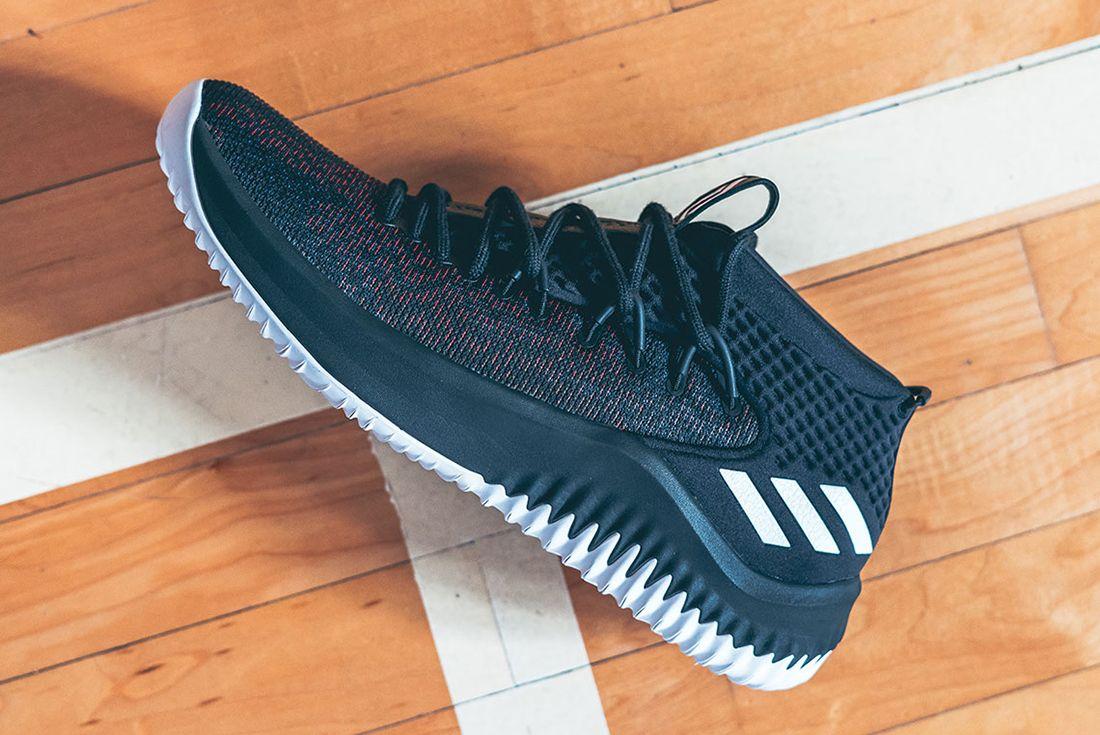 Adidas Dame 4 Static 1