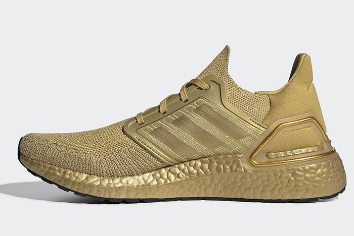 Adidas Ultra Boost 2020 Metallic Gold Eg1343 Release Date 1 Official