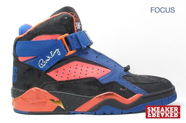 Ewing Sneakers Focus Red Blue 1