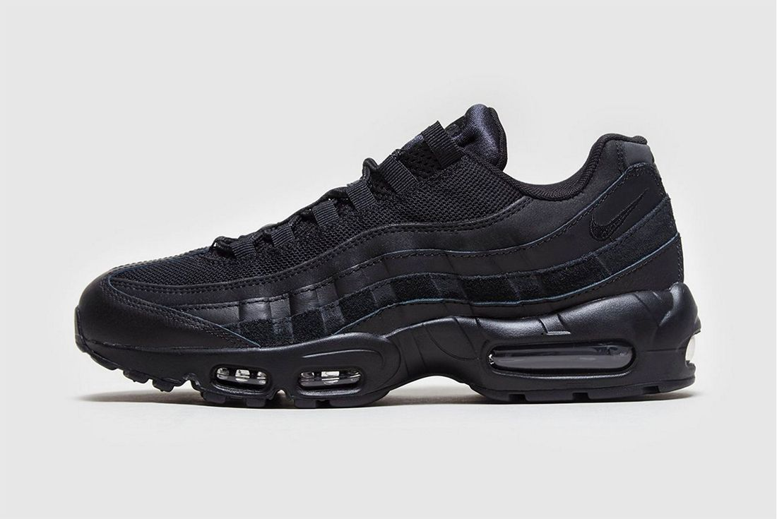 Nike Air Max 95 Blacked Out 2
