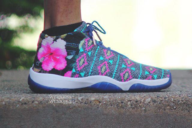 Rbn Jordan Future Custom Vacation 2