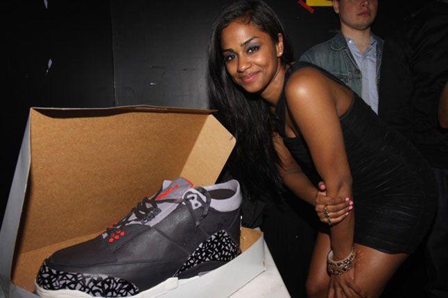 Sneaker Freaker Sneaker Cakes Air Jordan 3 Vashtie 1