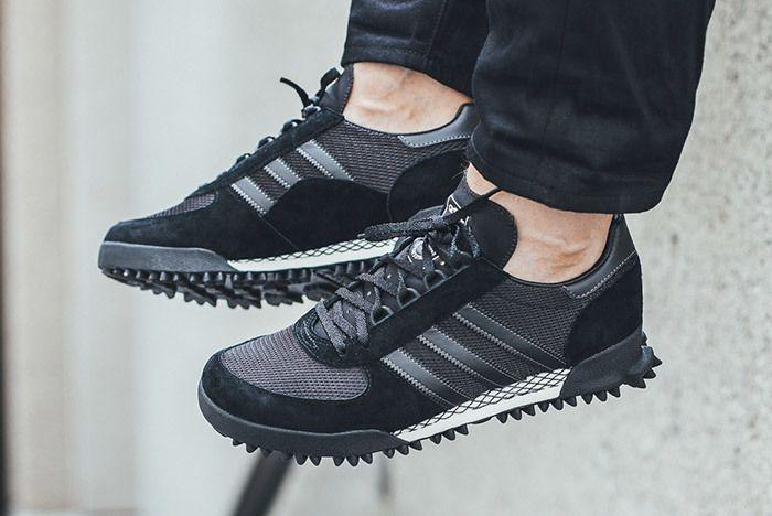 Adidas Marathon Tr Black 3