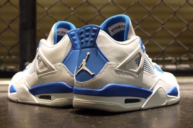Jordan 4 Military Blue 6 2