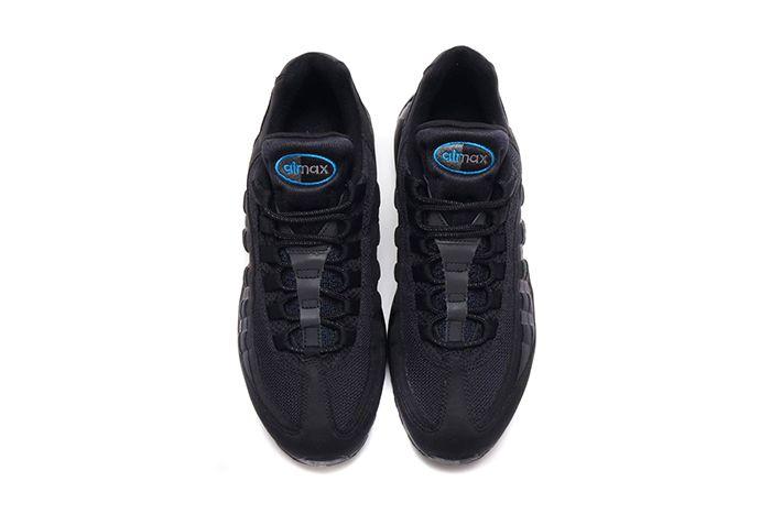 Atmos Nike Air Max 95 Black Imperial Blue Cj7553 001 Release Date Top Down