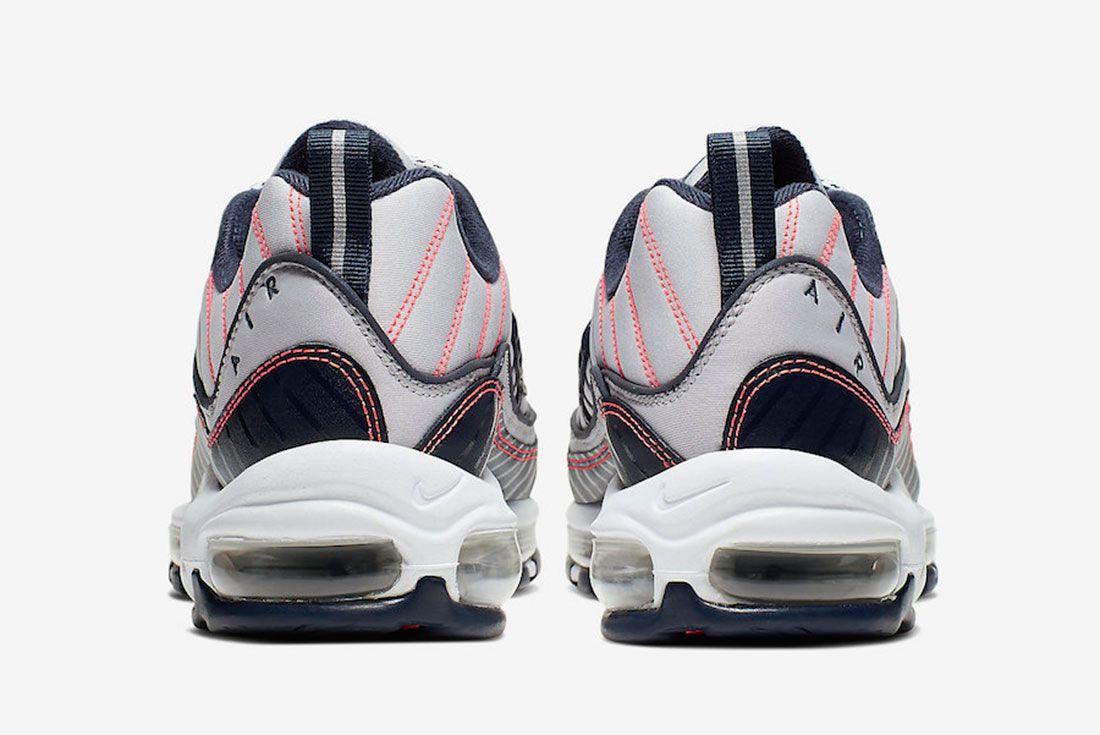 Nike Air Max 98 Nyc Ck0850 100 Release Date 5 Heel
