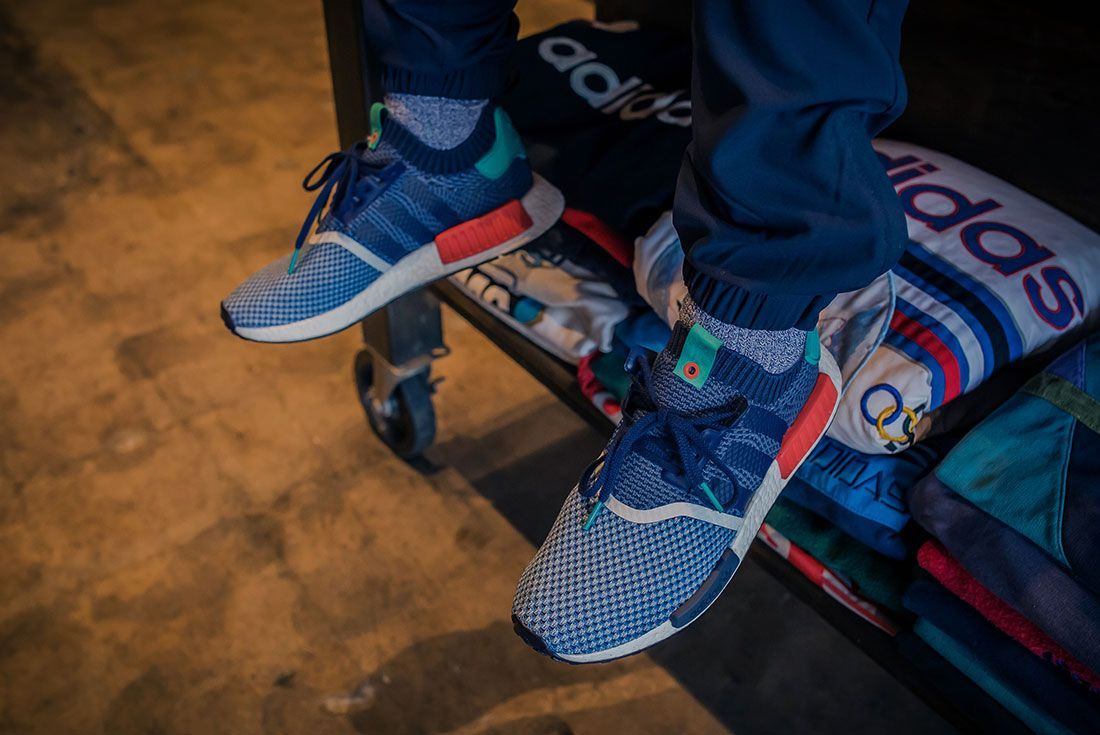 Packer X Adidas Nmd R1 4