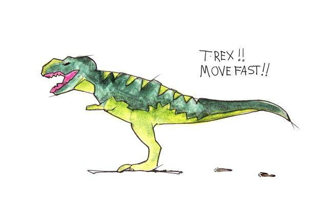 Nike Lebron 11 Kids T Rex 5