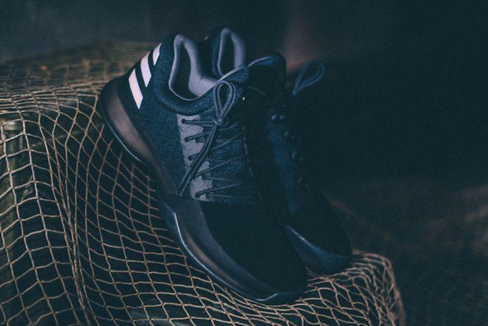 Adidas Hardel Vol 1 Dark Ops Black Xeno 5