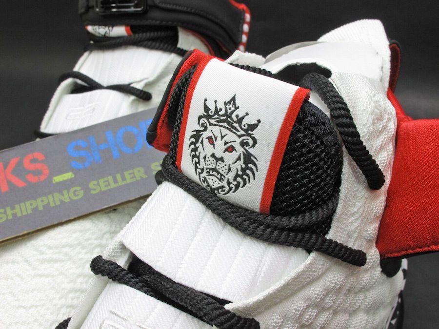 Nike LeBron 17 'Graffiti'