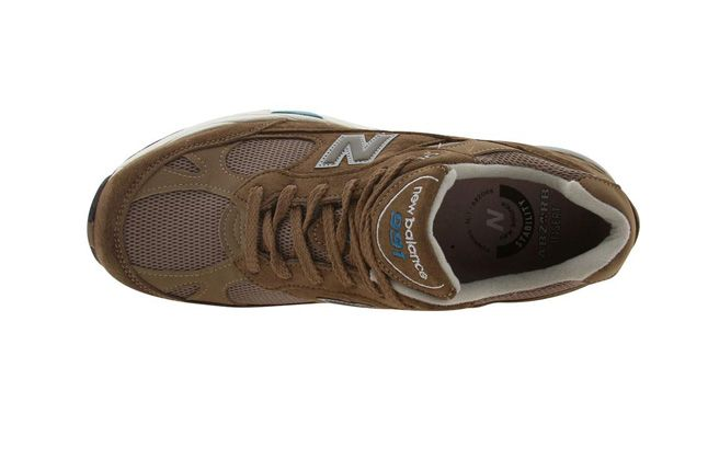 New Balance 991 Pys Exclusive Brown Top 1