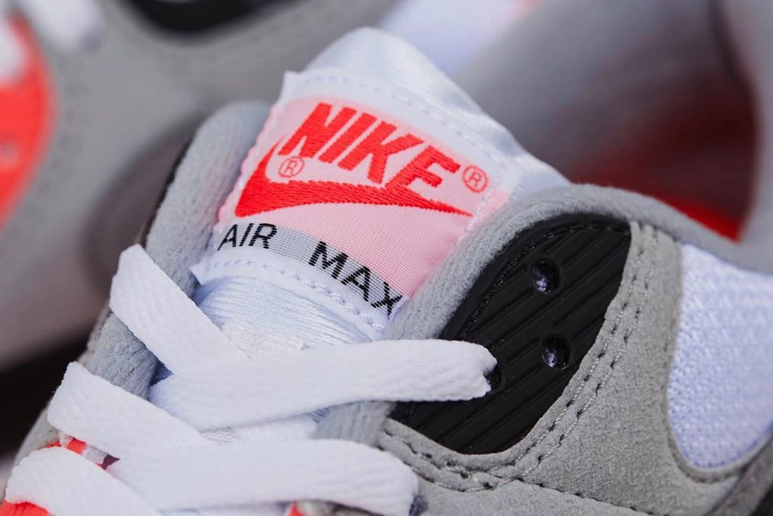 2020 Nike Air Max 90 Infrared