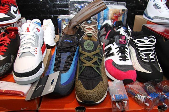 Sneaker Freaker Swap Meet 9 1