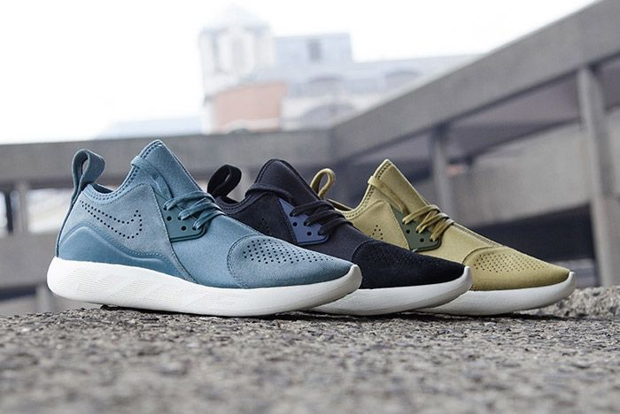 Nike Lunarcharge Suede Pack 11