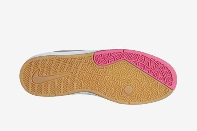 Nike Sb Koston 1 Grey Pink Outsole